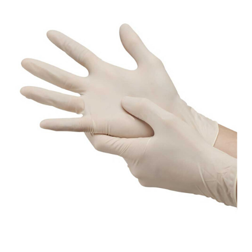 100 Pcs Disposable Nitrile Waterproof  Gloves