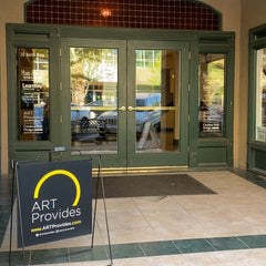 ART Provides is located in the old Main Street Theater at 35 N Main Street
