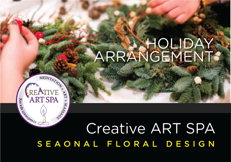 Creative ART SPA | Seasonal Floral Design