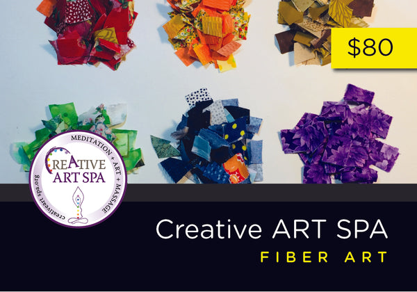 Creative ART SPA–Fiber Art