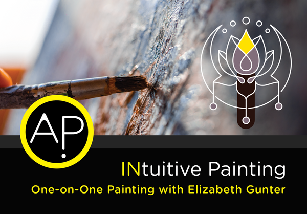 INtuitive Painting with Elizabeth Gunter