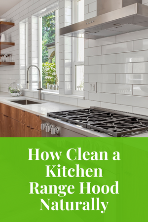 How Clean a Kitchen Range Hood Naturally