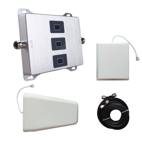 Triband Signal Booster | 850MHz 1800MHz 2100MHz Mobile Phone Repeater