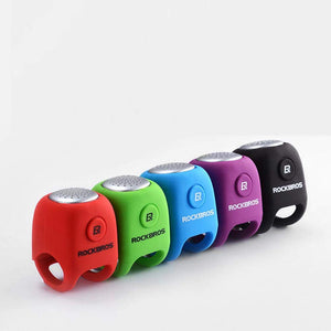 BikeAdrenaline™ Waterproof Safety 90 dB Electric Bike Horn Alarm Bell for MTB Bicycle Handlebar