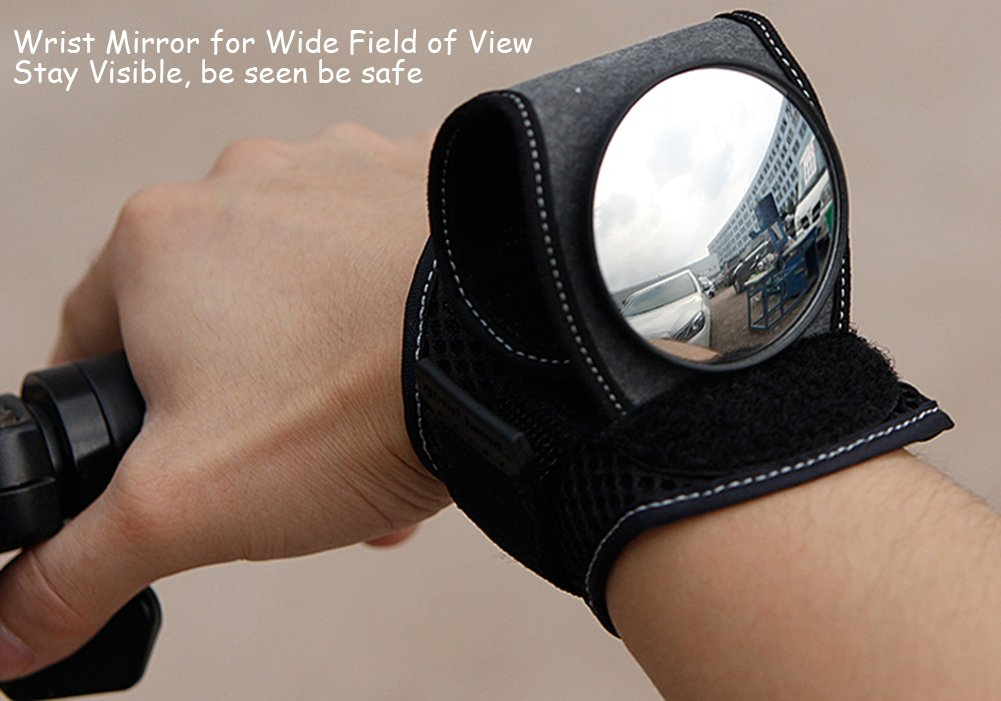 BikeAdrenaline™ Wrist Rear-view Mirror