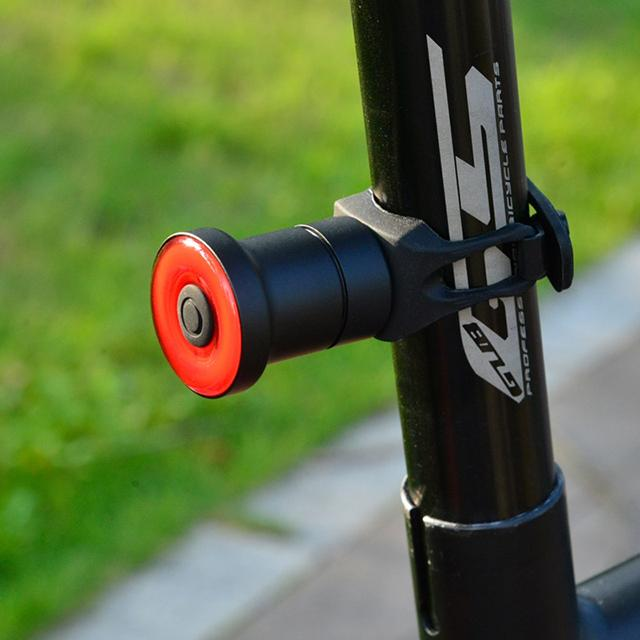 BikeAdrenaline™ Ultra-Smart Bike Tail Light