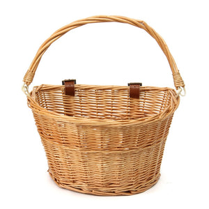 Bike Basket Shopping Box Handlebar