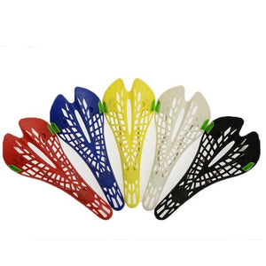 Super Light Plastic Bicycle Saddles Cycling Mountain Bike Seat Fixed