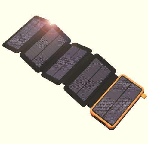 20000mAh Waterproof Solar Power Bank Mobile and Laptop Accessories Today Panda China XD-SC-010-BORA