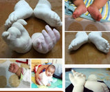3D Hand & Footprint - Black Friday Sale Baby Products Today Panda