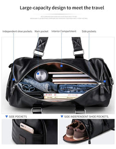 All-Business Waterproof Travel Bag Bags Today Panda