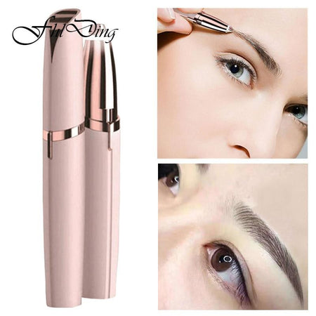 Electric Eyebrow Pen Trimmer Makeup Tools Today Panda