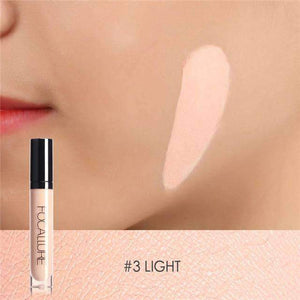 FOCALLURE Liquid Eye Concealer Cream Waterproof Makeup Tools Today Panda 3 China