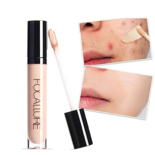 FOCALLURE Liquid Eye Concealer Cream Waterproof Makeup Tools Today Panda