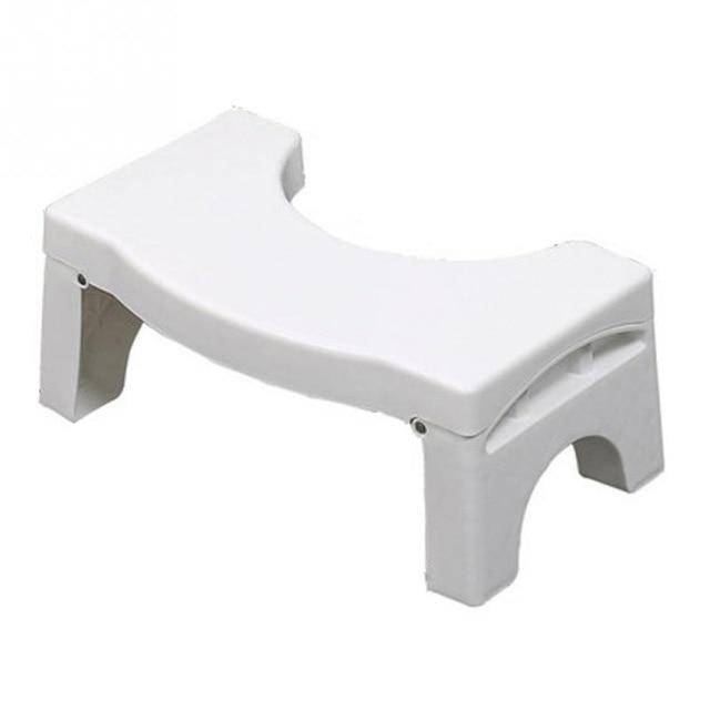 Folding Multi-Function Toilet Stool Toilet Stool Today Panda no hole United States