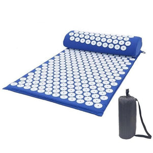 Heaven Mat & Pillow Set Health & Fitness Today Panda Blue mat + Pillow + Bag