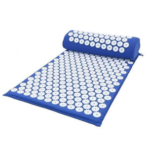 Heaven Mat & Pillow Set Health & Fitness Today Panda Blue02 mat + Pillow