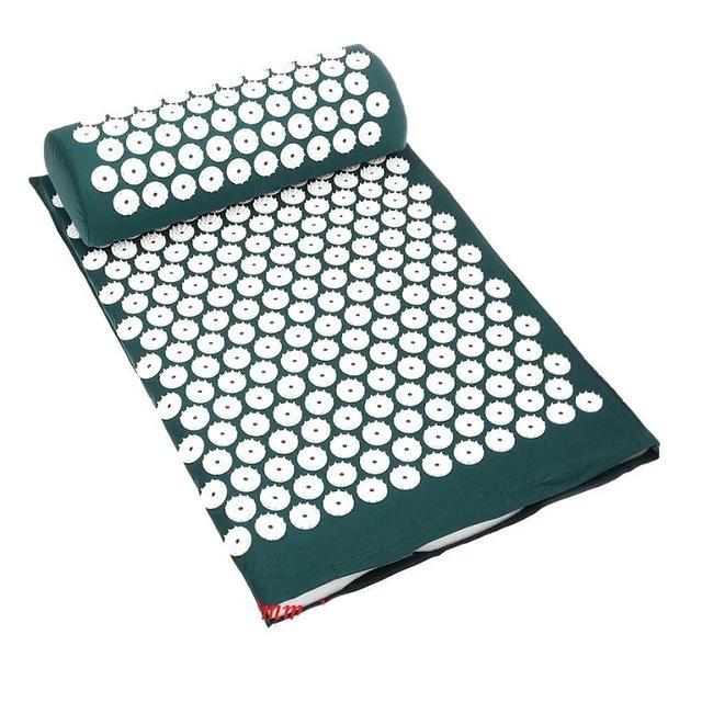 Heaven Mat & Pillow Set Health & Fitness Today Panda Green01 mat + Pillow