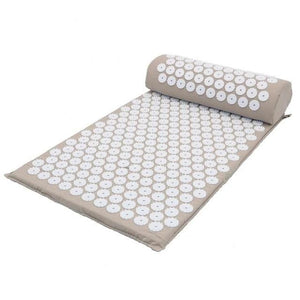 Heaven Mat & Pillow Set Health & Fitness Today Panda Grey mat + Pillow