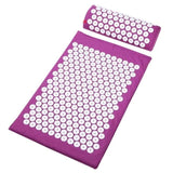 Heaven Mat & Pillow Set Health & Fitness Today Panda Purple mat + pillow
