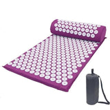 Heaven Mat & Pillow Set Health & Fitness Today Panda Purple mat + pillow + Bag