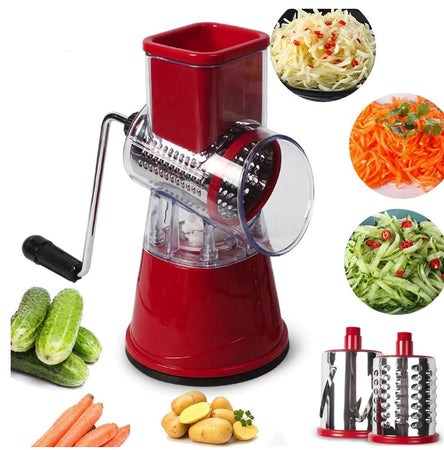 Multifunctional Manual Vegetable Cutter - Kitchen Gadgets kitchen Accessories Today Panda China blue