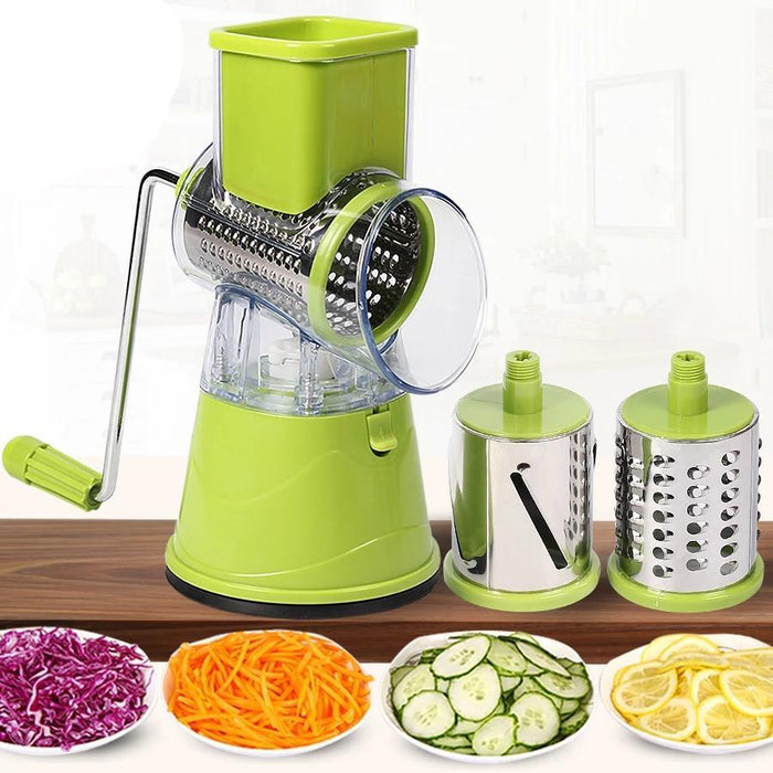 Multifunctional Manual Vegetable Cutter - Kitchen Gadgets kitchen Accessories Today Panda