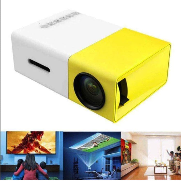 Original Portable LED Pocket Projector Electronics Accessories Today Panda