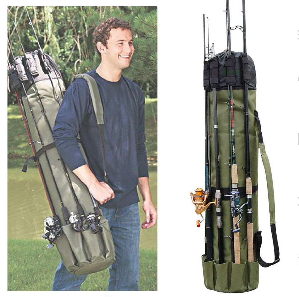 Portable Fishing Bag Today Panda