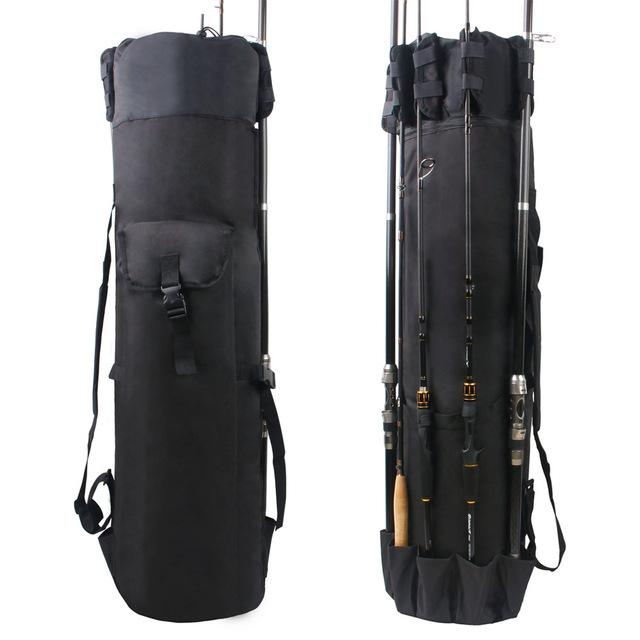 Portable Fishing Bag Today Panda Black