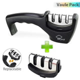 ProEdge Knife Sharpener - Kitchen Accessory Home Accessories Today Panda Black color set