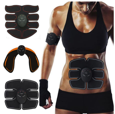 Smart Fitness Electric Weight Loss Belt Health & Fitness Today Panda set3