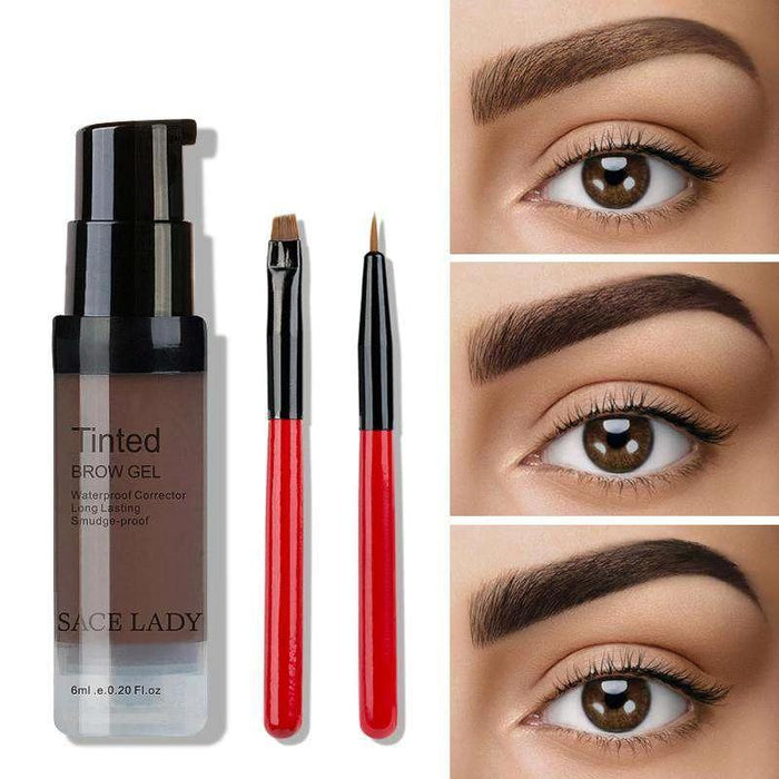 Waterproof Tint Makeup Brush Enhancer Eyebrow Gel Makeup Tools Today Panda