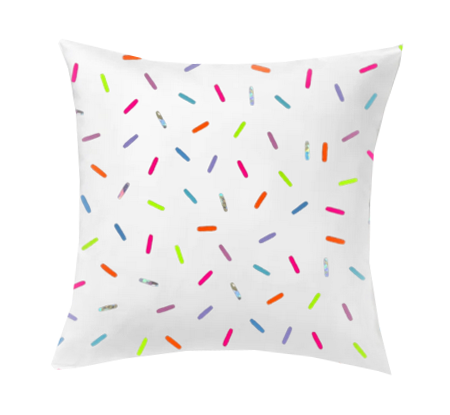SPRINKLE CUSHION
