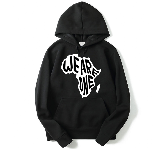 WE ARE ONE HOODIE