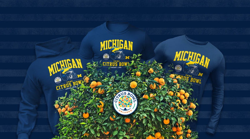 Citrus bowl apparel
