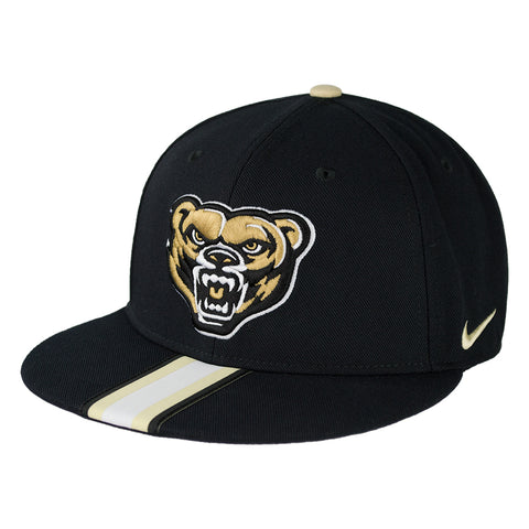 Nike True Players Sideline Oakland Snapback Hat