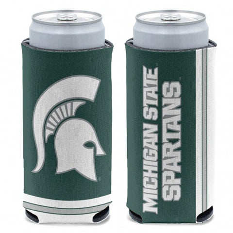 MSU Slim Can Coozie