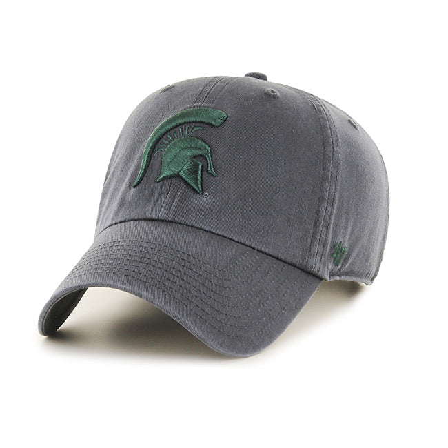 MSU Spartan Clean Up Adjustable Hat