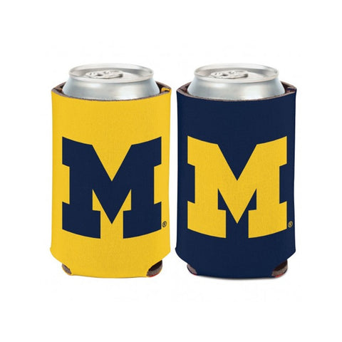 UM Block M Can Coozie