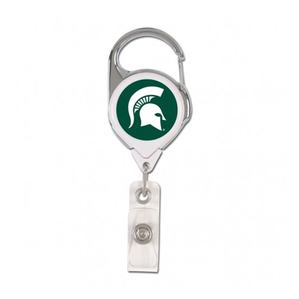 Retractable MSU Badge