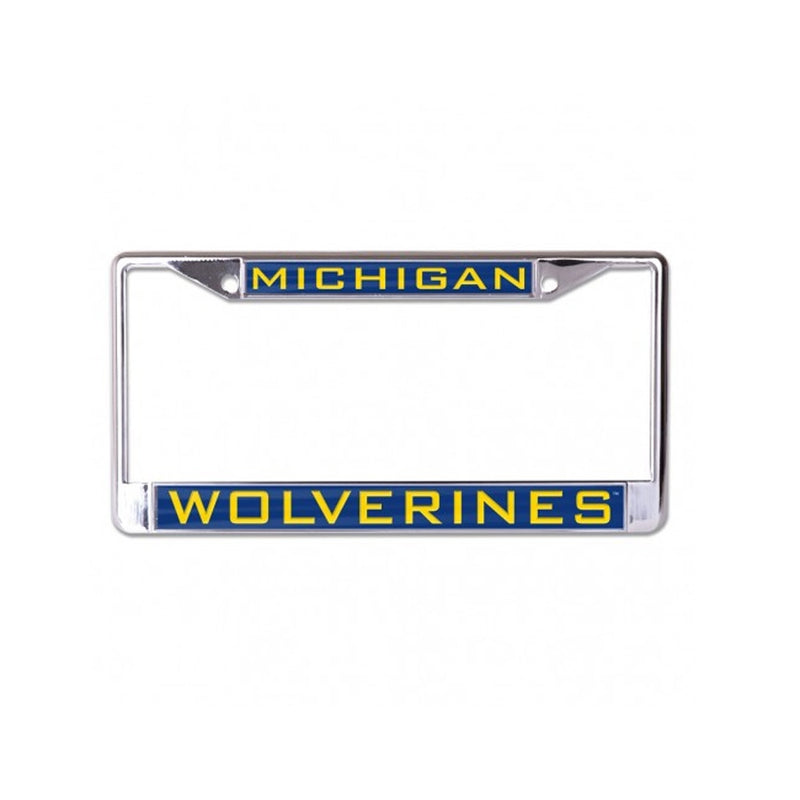 UM Wolverines License Plate Frame