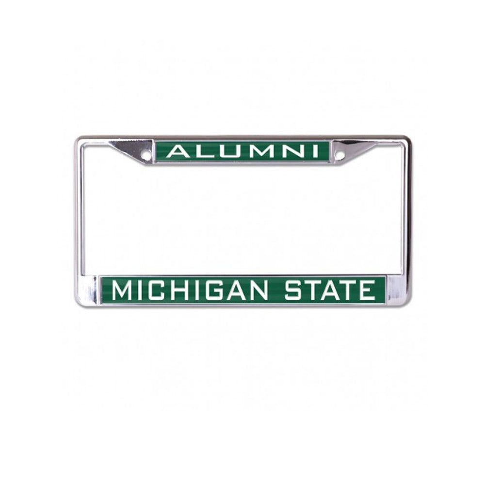 Alumni MSU License Plate Frame