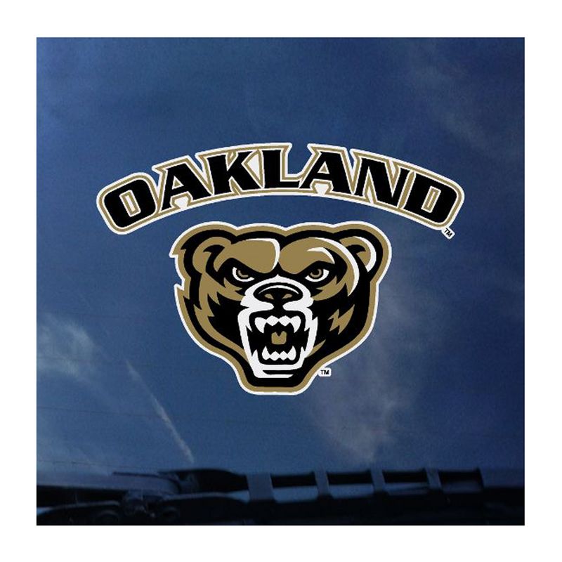 Oakland Over Bear Head