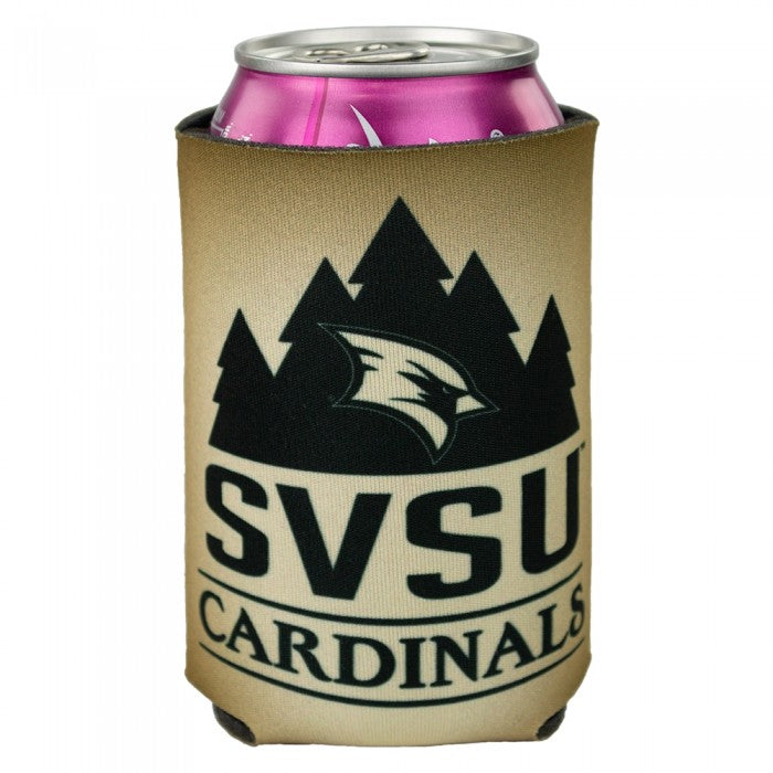 Compass Logo SVSU Can Cooler