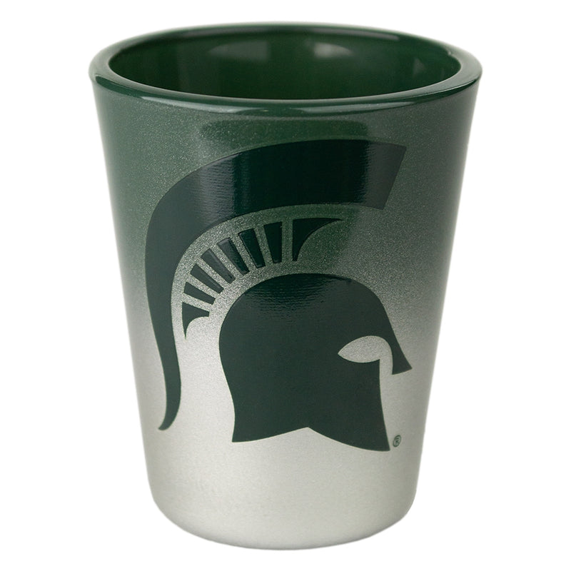 MSU Two Tone Shot Glass