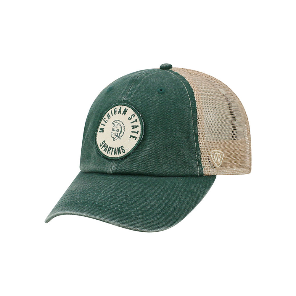 MSU Keepsake Adjustable Hat