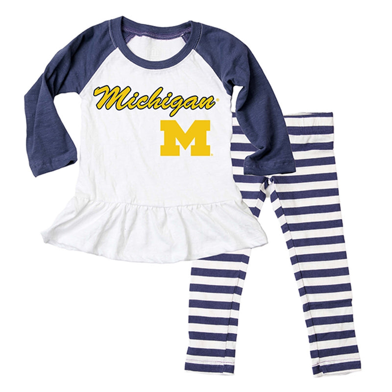 UM Infant Long Sleeve/ Pant Set