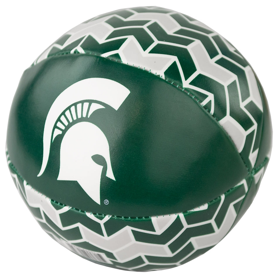 "MSU 4"" Softe Touch Basketball"