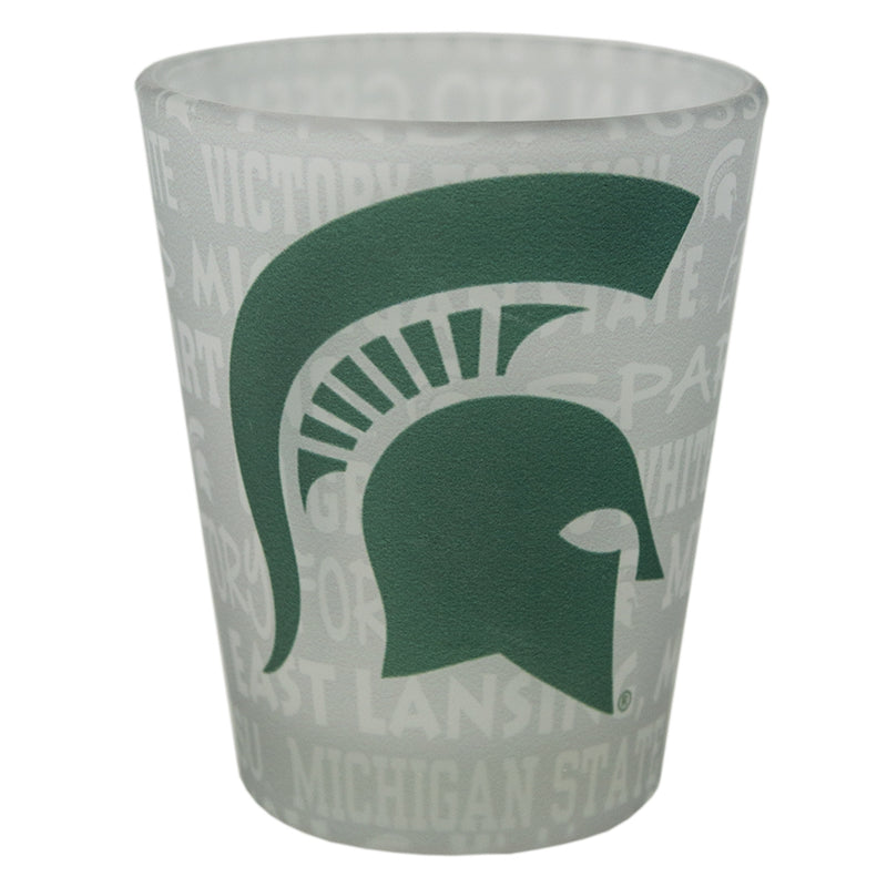 Frosted Sublimation MSU Shot